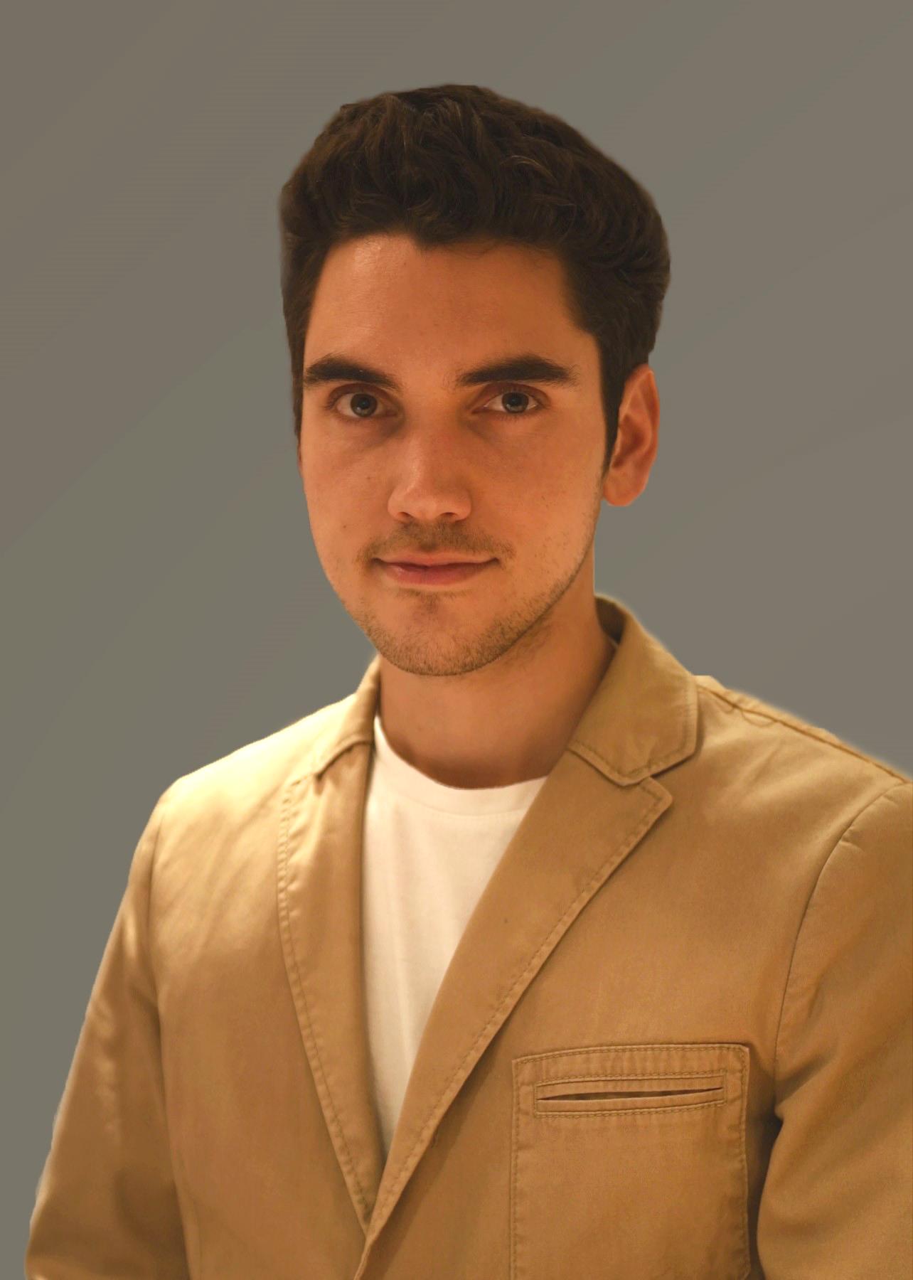 Portrait Daniel Gepp