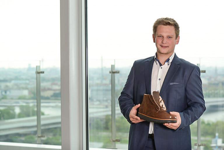 Am Bild Kevin Pajestka, CEO und Founder der Tec-Innovation GmbH