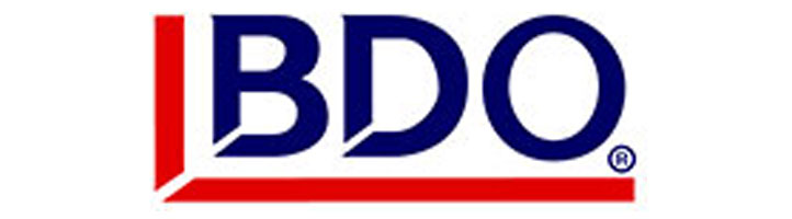 Am Bild zu sehen, Logo BDO Austria