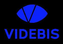 Auf den Bild zu sehen, Logo der Videbis GmbH
