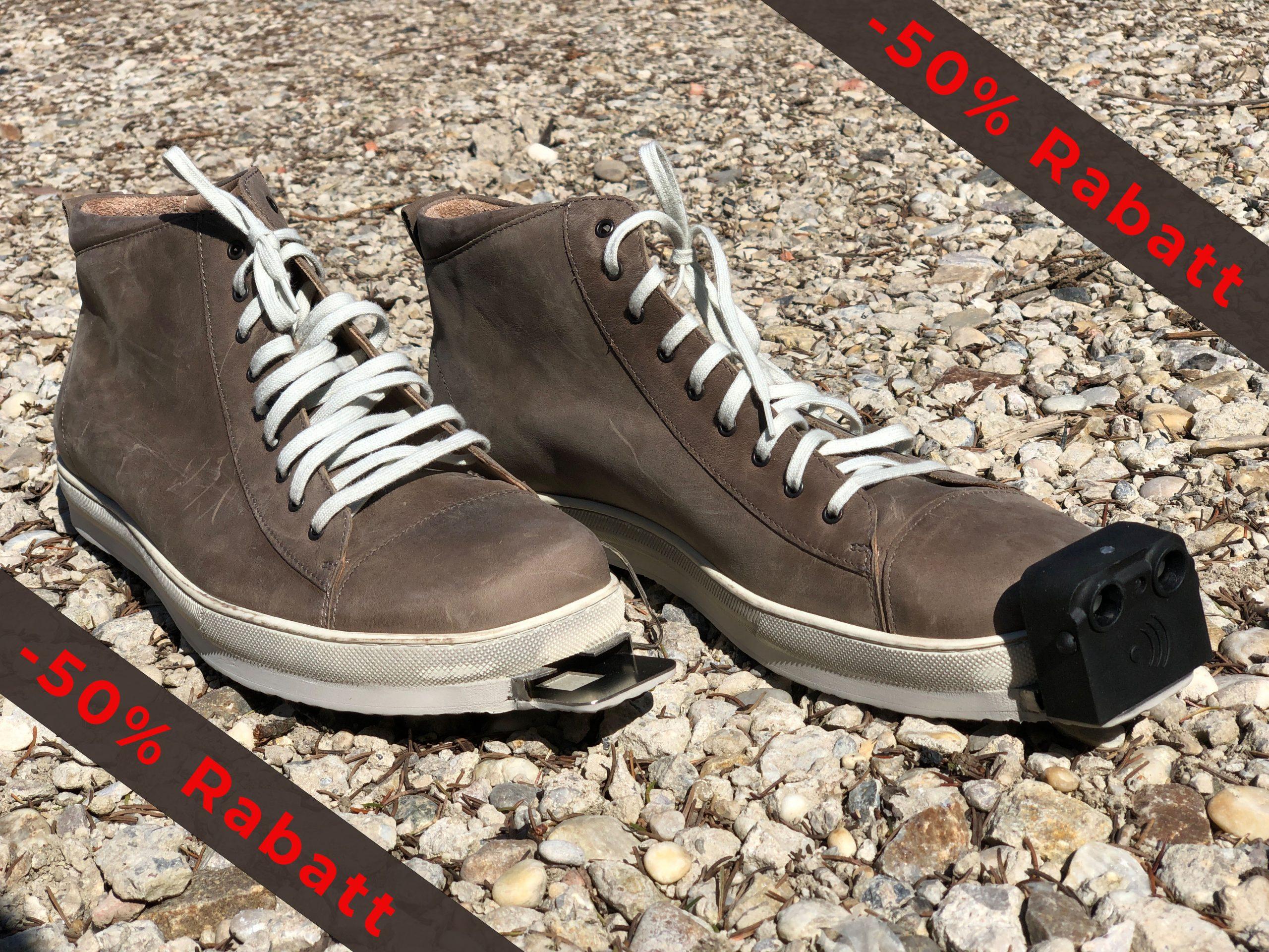 AKTION -50% Rabatt, im Bild Waldviertler Schuhe Wing, Farbe Flachs