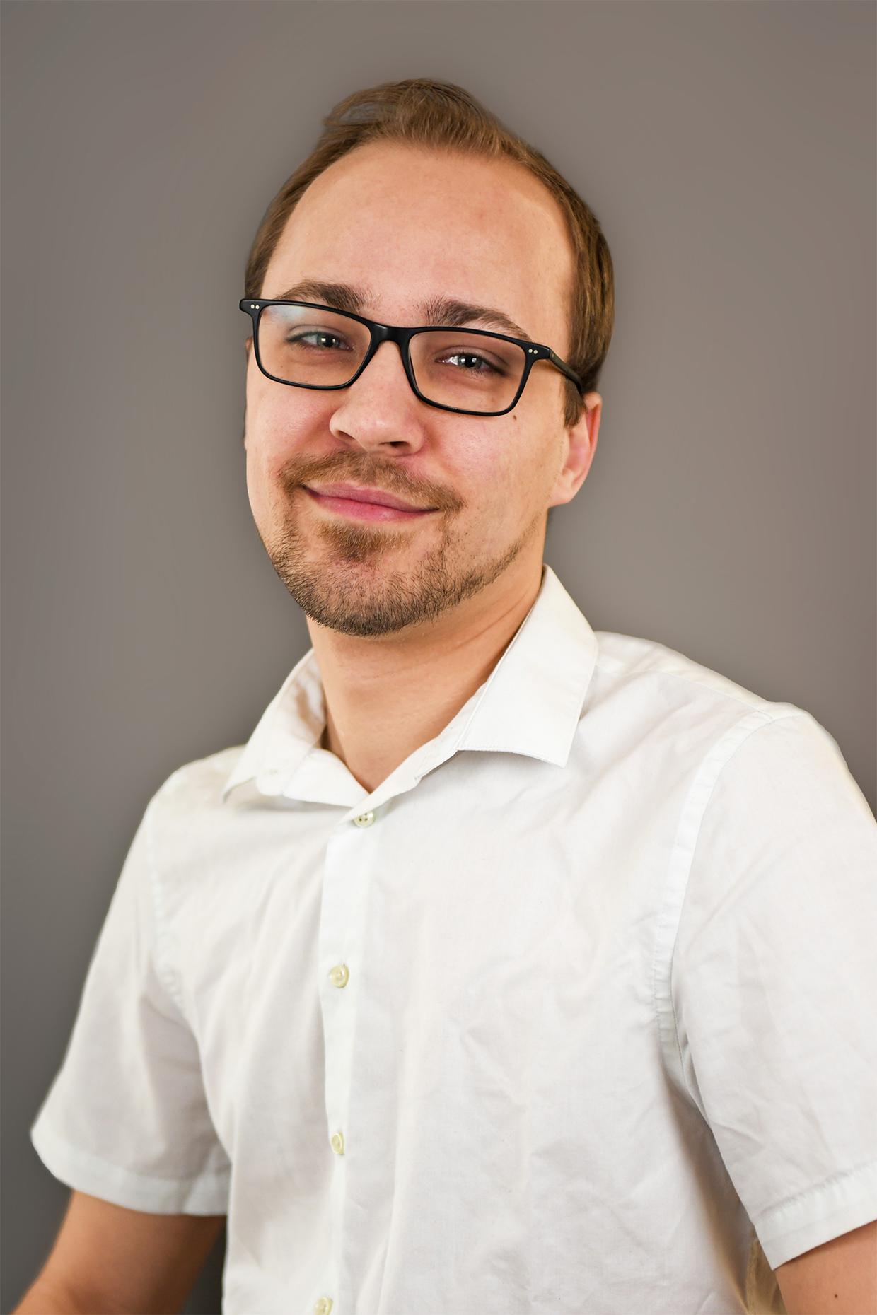 Portrait Manuel Himmler